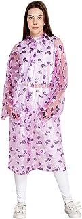 Zacharias Women's PVC Waterproof Raincoat