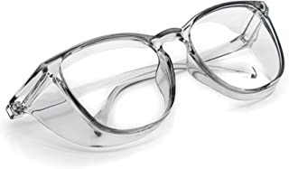 نظارات واقية ضد الضباب من هاتويوم، نظارات واقية ضد الغبار/الأشعة الزرقاء من تي آر للرجال والنساء