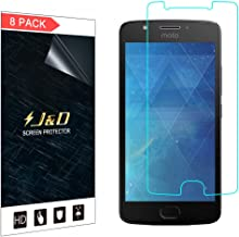 J&D Compatible for 8-Pack Moto E4 (5.0