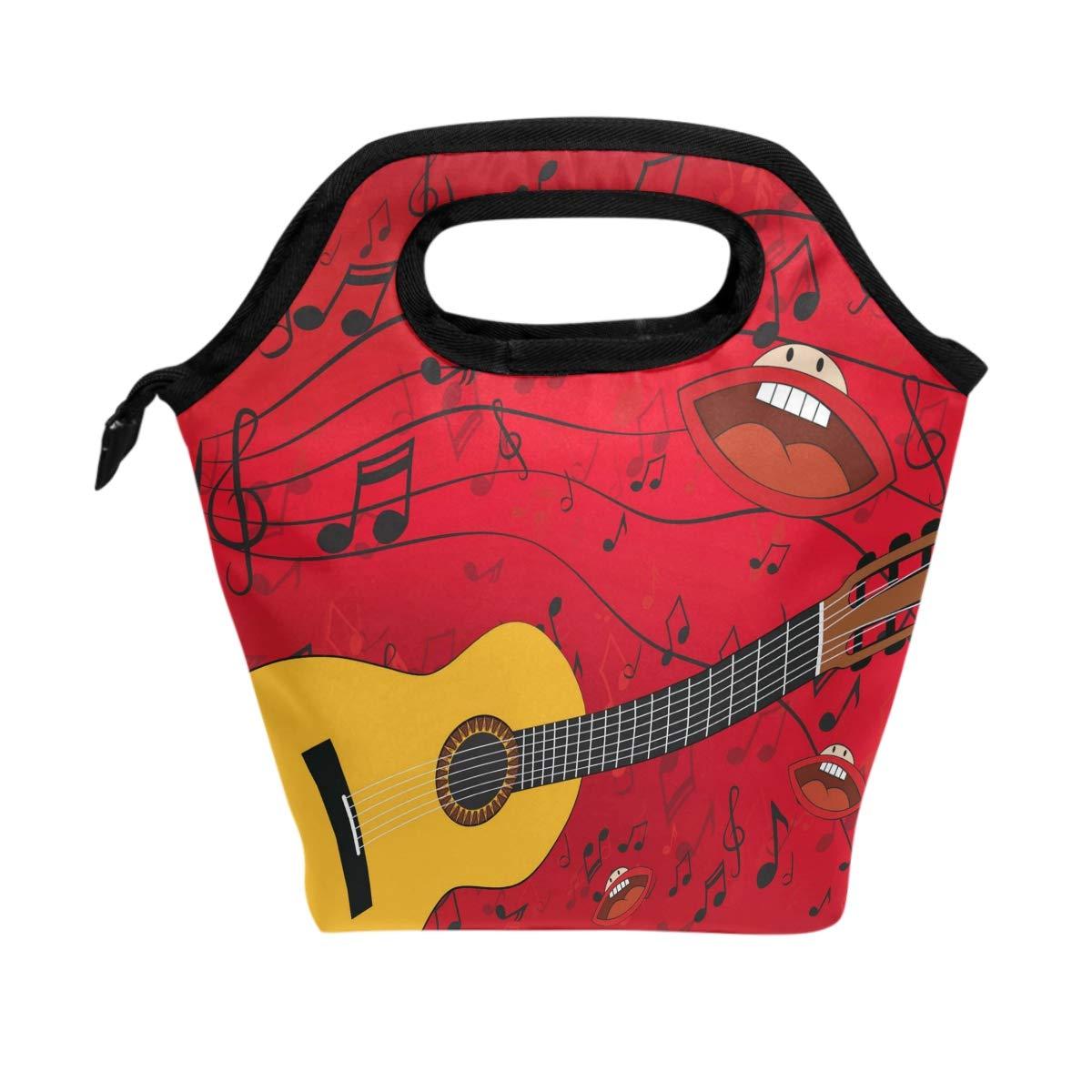 Use7 - Bolsa de Almuerzo con Aislamiento para Guitarra, diseño ...