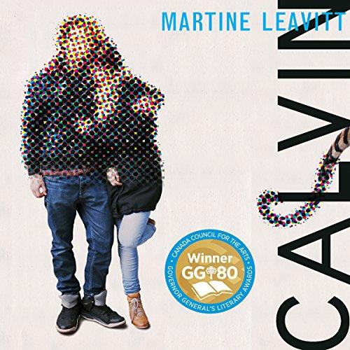 Calvin audiobook cover art
