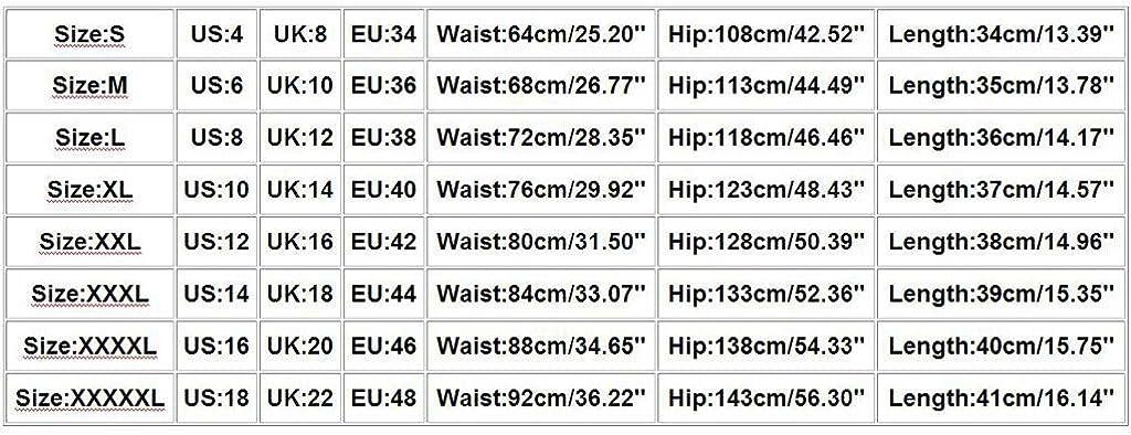 POLLYANNA KEONG Shorts for Women Casual Summer,Women's Casual High Elastic Waist Drawstring Wide Leg Flowy Short Trousers