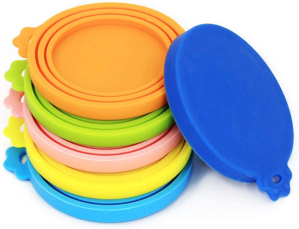 Comtim Selling and selling Pet Food Can Cover Silicone for Lids Cat store Dog