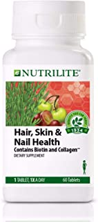 NUTRILITE� Complex for Hair, Skin & Nails (60 Tablets)