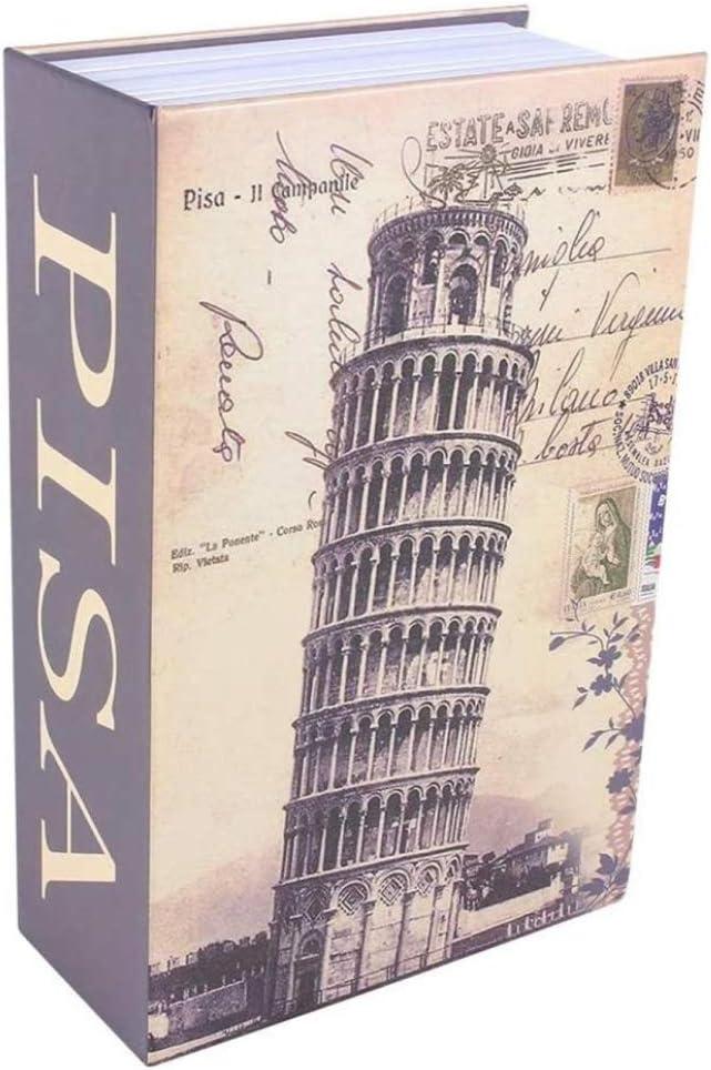UGUHU Book Safe Box Secret Security Max 61% OFF Free Shipping Cheap Bargain Gift Dictionary Mon
