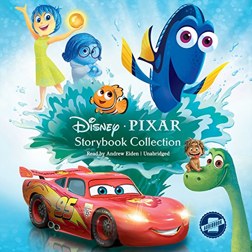 Disney*Pixar Storybook Collection audiobook cover art