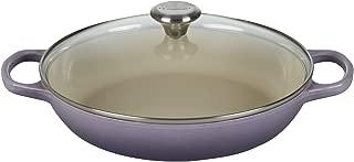 Le Creuset Provence Enameled Cast Iron 3.5 Quart Buffet Casserole with Glass Lid