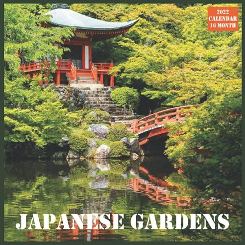 Compare Textbook Prices for Japanese Gardens Calendar 2022: Official Japan Calendar 2022, 16 Month Calendar 2022  ISBN 9798540202008 by Japan Calendar