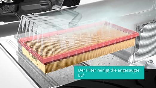 Bosch F026400407 Patrone Filter Von Luft Auto