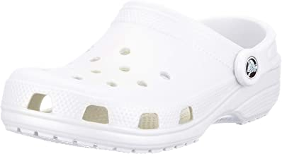 Crocs Men's and Women's Classic Clog (Retired Colors) | Water Shoes | Comfortable Slip On Shoes