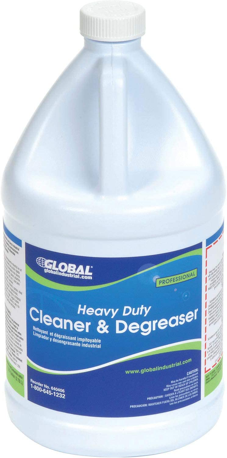 Heavy Duty Cleaner Degreaser Case Limited Popular products price Bottles Lo 1-Gallon Of Two