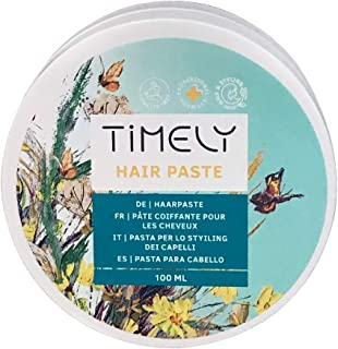 Timely Matte Finish Styling Haarpaste, 100 ml