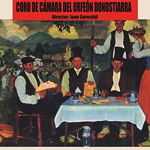 Coro de Cámara del Orfeón Donostiarra feat. Juan Gorostidi, Banda de Txistularis de San Sebastián & José María Maiza