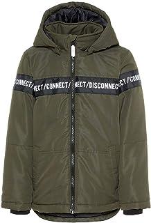 Name It Kız Çocuk Palto Nkmmax Jacket Band
