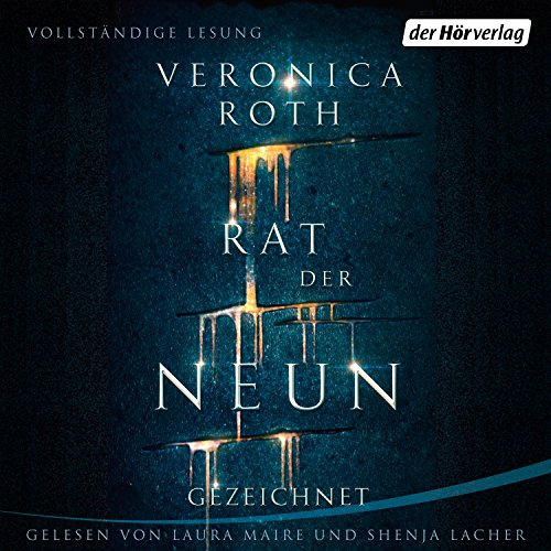 Gezeichnet audiobook cover art