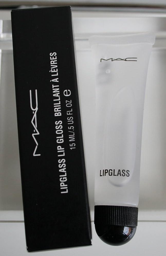 マトロン一瞬状態【MAC リップグロス】リップガラス クリア