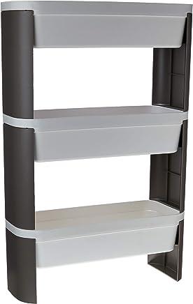 Organizador Slim 3 Andares Loft Coza Concreto