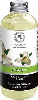 Recambio de difusor Jazmín 500ml - Aceite Esencial Puro & Natural Jazmín - Aroma de Intensas y Duraderas - 0% Alcohol - pa...