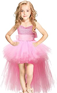 Handmade Girls Tutu Dresses Girls Tulle Dress for Birthday Party, Photography Prop, Special Occasion
