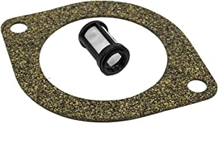 Gasket & Suction Filter for Western Unimount Snow Plows 25861 5822 56185 7053