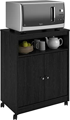 Best Microwave Cart With Storage