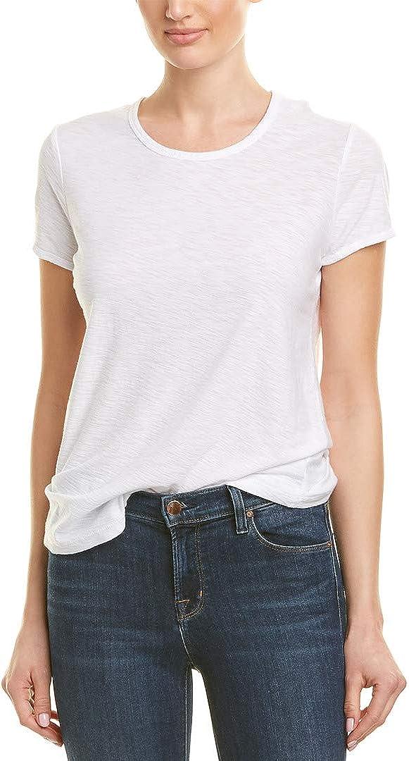 James Perse Short Sleeve Crewneck T-Shirt
