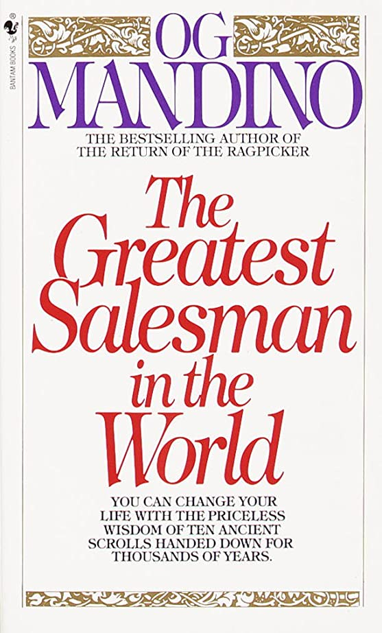 タイピスト小学生成り立つThe Greatest Salesman in the World (English Edition)