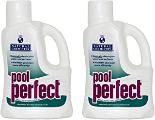 Natural Chemistry 2 03121 Swimming Pool Perfect Enzyme Oil Scum - 3 Liters Each