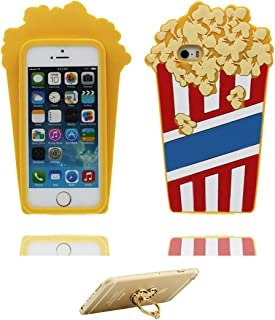 coque iphone 5 kawaii pop corn