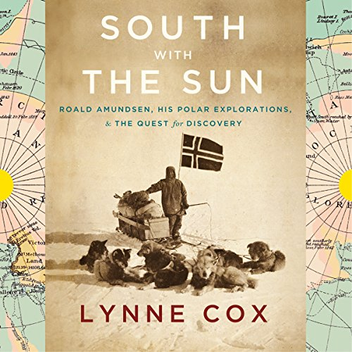South with the Sun audiobook cover art