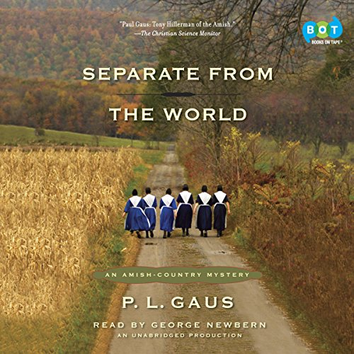 Separate from the World audiobook cover art