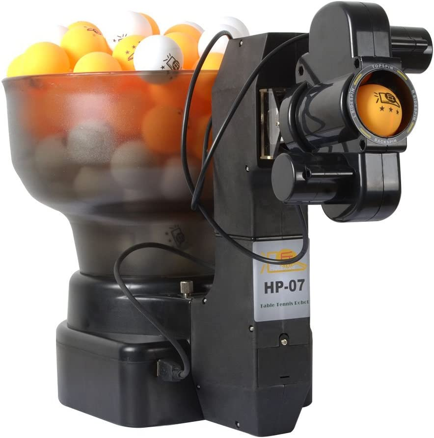 NG NOPTEG Ping Pong Robot Complete Free Shipping Different with Table Tennis Free shipping anywhere in the nation 36