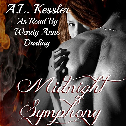 Midnight Symphony                   By:                                                                                                                                 A L Kessler                               Narrated by:                                                                                                                                 Wendy Anne Darling                      Length: 4 hrs and 46 mins     2 ratings     Overall 4.5