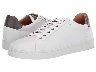 Magnanni Elonso Lo (White/Grey) Men