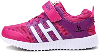 Gungun Boy's Girl's Casual Sneakers Light Weight Sports Shoes(Toddler/Little Kid/Big Kid)