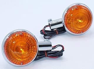 i5 Turn Signals for Yamaha Virago 250 535 750 1100, VMax, V-Max, Road Star, Royal Star, V-Star 250 650 1100.