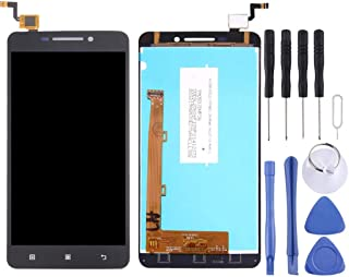 Mhfgjh LCD Screen and Digitizer Full Assembly for Lenovo A5000