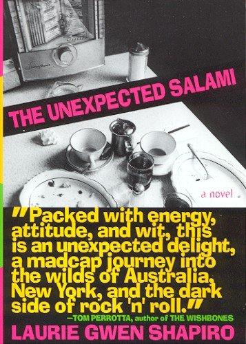The Unexpected Salami: A Novel (English Edition)
