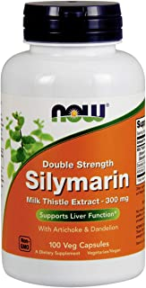 Now Supplements, Silymarin Double Strength 300 mg, 100 Veg Capsules