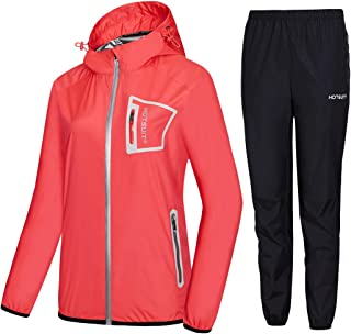 HOTSUIT Sauna Suit Women Weight Loss Durable Boxing Sweat Suits Workout Jacket