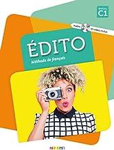 Édito C1. Livre de l'élève + DVD-ROM (audio et vidéo inclus)