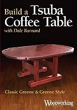 Build a Tsuba Coffee Table: Classic Greene & Greene Style