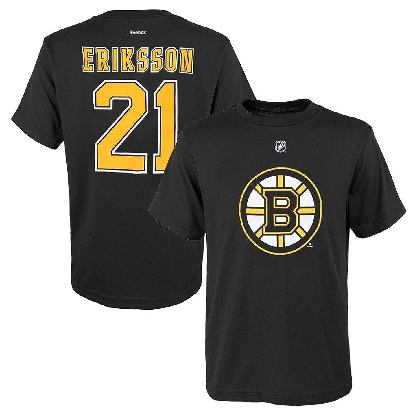 Outerstuff Loui Eriksson NHL Reebok Boston Bruins Player Jersey Black T-Shirt Youth (S-XL) rjlfyvbsnse0