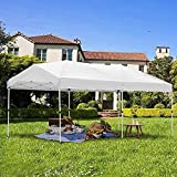 HYD-Parts 10x 20FT Gazebo Tent Canopy Tent Pop-Up Canopy Folding Shelter for Wedding Party