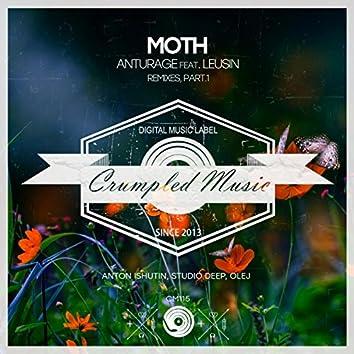 Moth (Remixes, Pt.1)