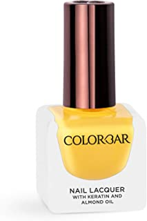 Colorbar Nail Lacquer, Pineapple, 12 ml