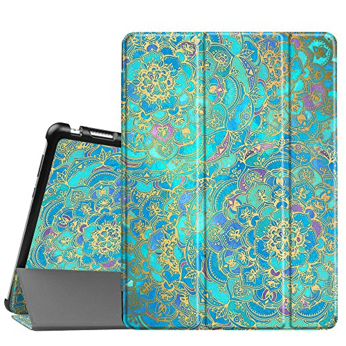 Fintie Huawei Mediapad M3 Lite 10 Hülle - Ultra Dünn Superleicht SlimShell Case Cover Schutzhülle Etui Tasche mit Zwei Einstellbarem Standfunktion für Huawei Mediapad M3 Lite 10 Zoll, Jade