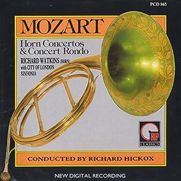 Mozart: Horn Concertos & Concert Rondo