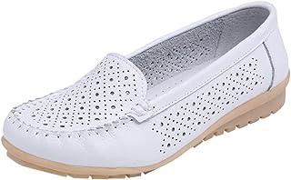 67aaf9701e15 Amazon.es: zapatos nauticos baratos - Blanco