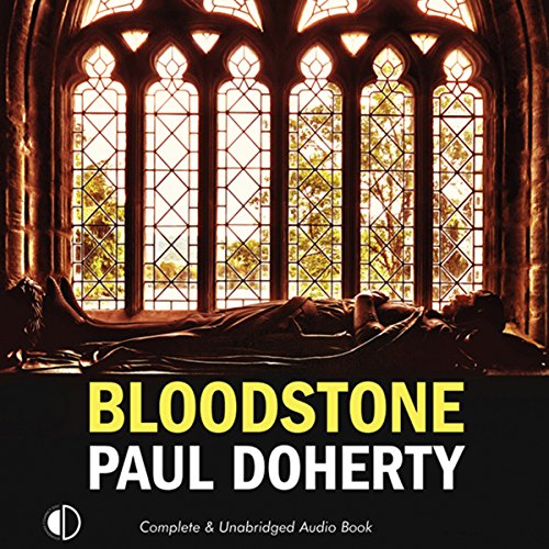 Bloodstone audiobook cover art